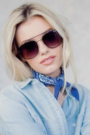 Quay Australia To Be Seen Sunnies - Side cropped