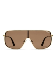 Quay Australia Unbothered Quayxkylie Sunnies - Front cropped