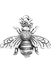 Beaucoup Designs Queen Bee Charm - Product Mini Image
