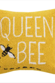 Faire Queen Bee Pillow - Product Mini Image