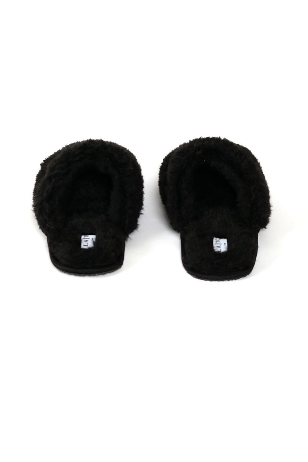 Los Angeles Trading Co.  Queen Bee Slippers - Front Full Image
