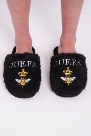 Los Angeles Trading Co.  Queen Bee Slippers - Front cropped