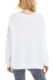 Wildfox Queen-Of-The-Damned Sweatshirt - Back cropped