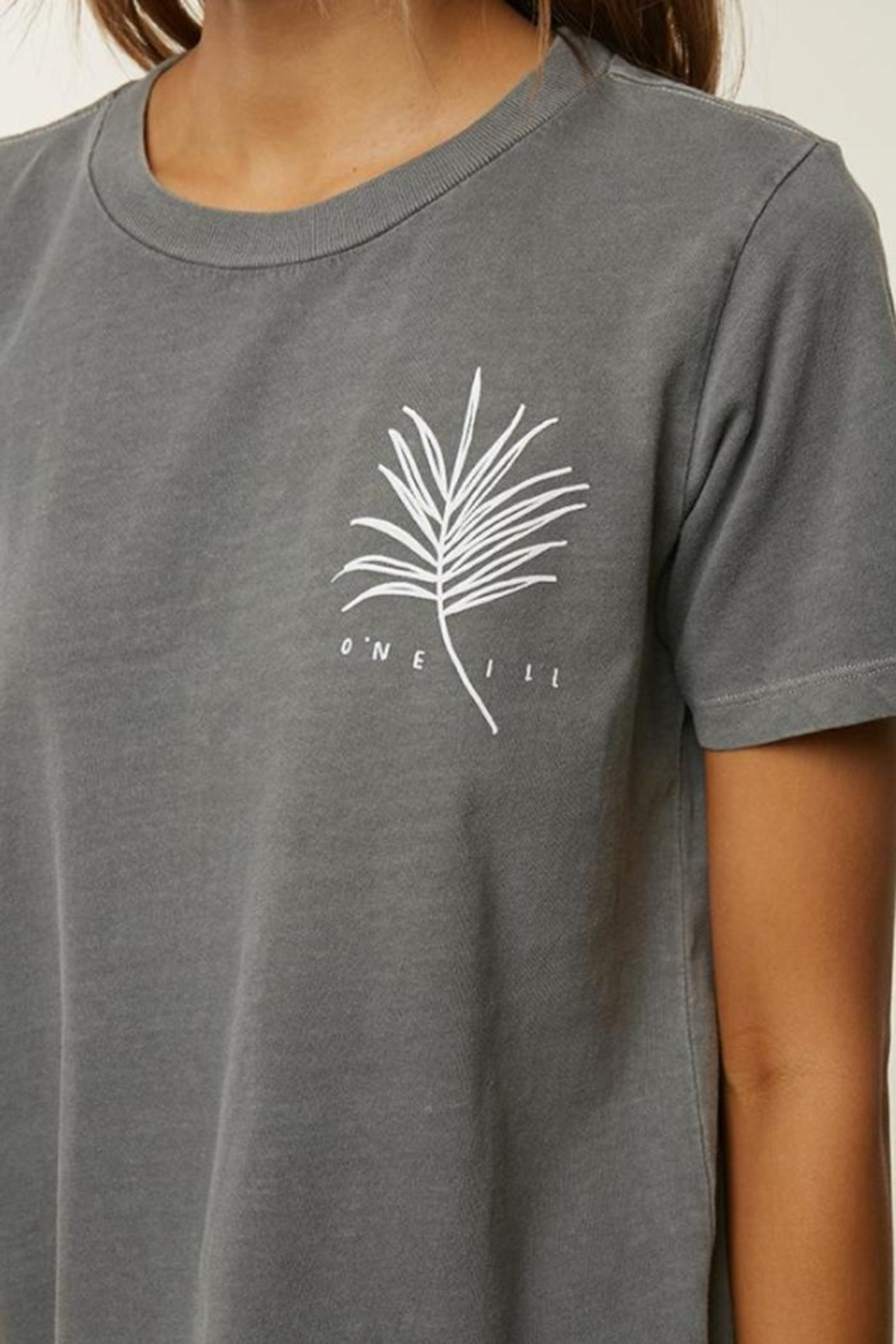 O'Neill Queen Palm Tee - Back Cropped Image