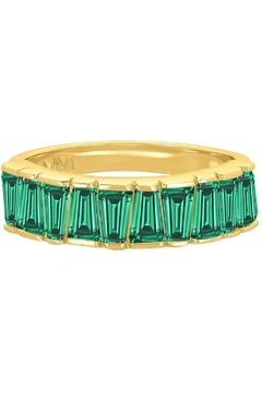 Melinda Maria Queen's Band Ring - Product List Image