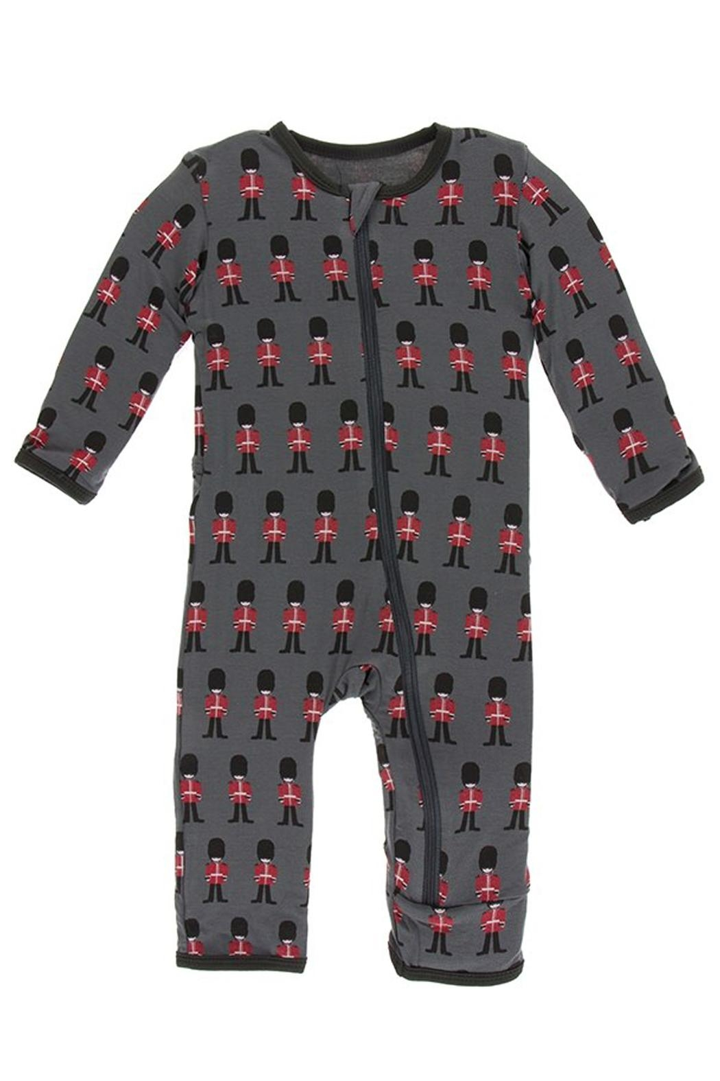 Kickee Pants Queen's Guard Coverall - Main Image