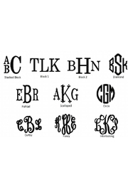 Queen of Threads Monogramming - Product Mini Image