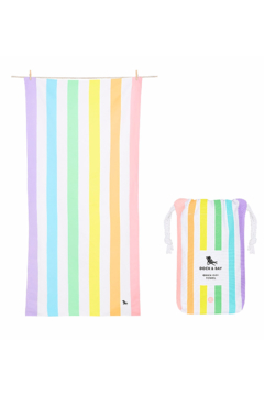 Shoptiques Product: Quick Dry Stripe Towel