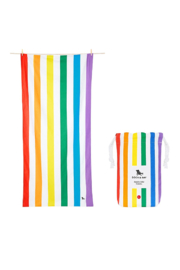 Dock & Bay Quick Dry Stripe Towel - Product Mini Image