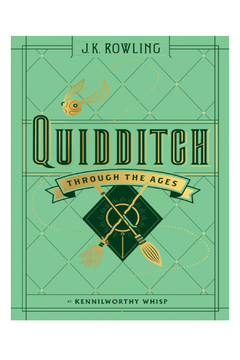 Scholastic Quidditch Through The Ages - Alternate List Image
