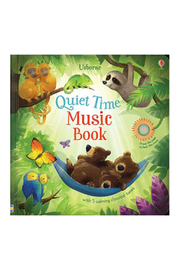 Usborne Quiet Time Music Book - Product Mini Image