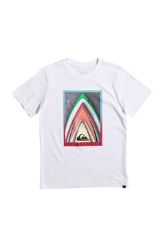 Shoptiques Product: Boys Stacked Tee