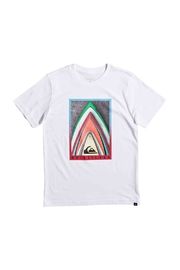 Quiksilver Boys Stacked Tee - Product Mini Image