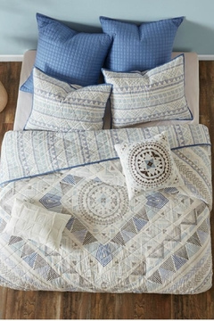 Shoptiques Product: Quilt Bed Set
