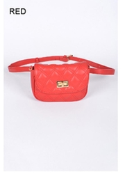 H & D Quilted Belt Bag - Product Mini Image