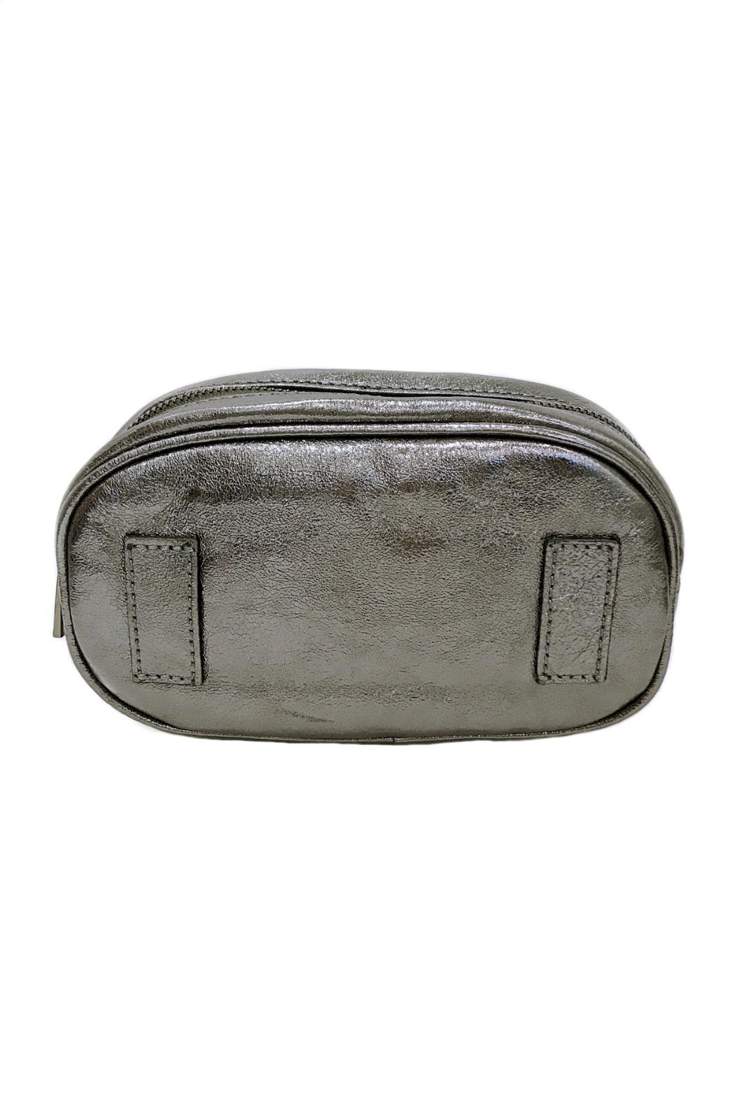 Leather Country Quilted Belt Bag - Side Cropped Image