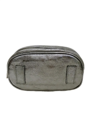 Leather Country Quilted Belt Bag - Side cropped