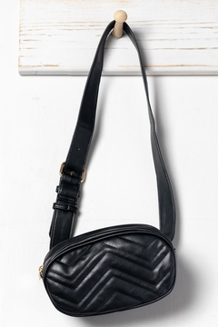 Lovoda Quilted Belt Bag - Product List Image