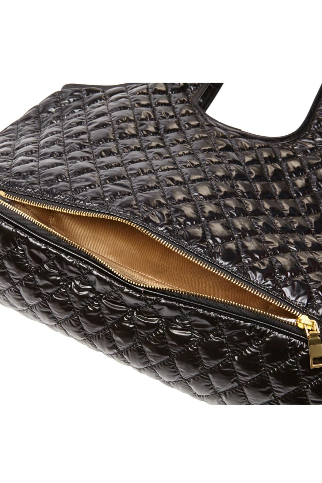 Clava Quilted Commuter Tote - Front Full Image
