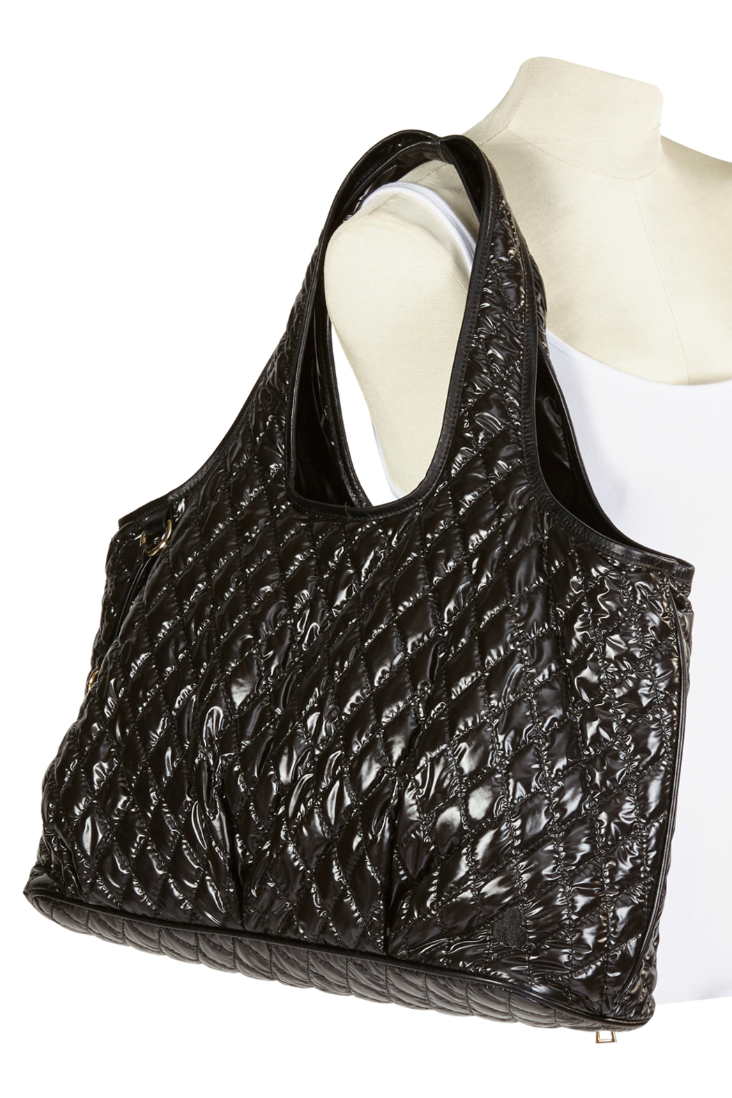 Clava Quilted Commuter Tote - Main Image