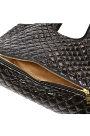 Clava Quilted Commuter Tote - Front full body