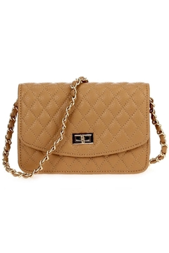 joseph d'arezzo Quilted Crossbody Bag - Alternate List Image