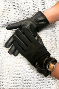 Giftcraft Inc.  Quilted Cuff Gloves - Alternate List Image