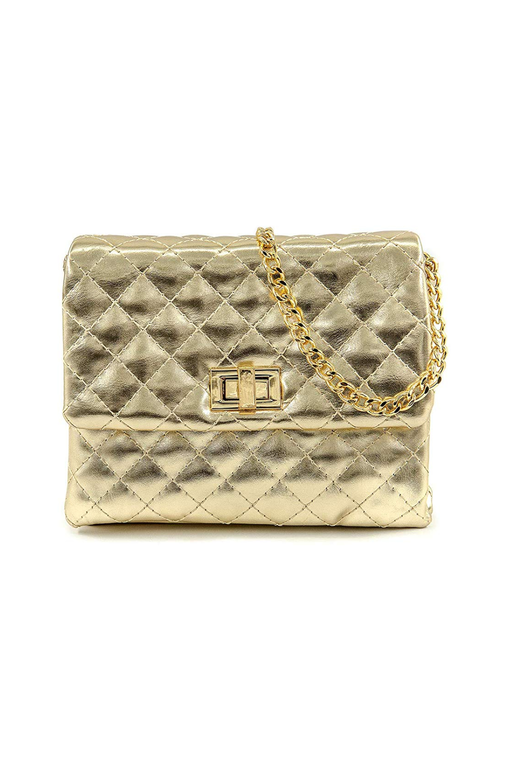 Emperia Quilted Fanny Pack - Front Cropped Image