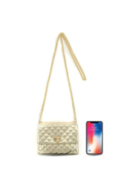 Emperia Quilted Fanny Pack - Side cropped