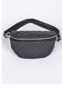 H & D Quilted Fanny Pack - Alternate List Image