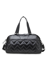 Sol and Selene Quilted Gym Bag - Product Mini Image