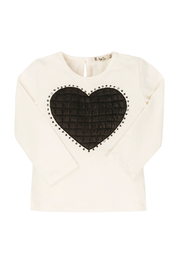 EMC Quilted Heart Shirt - Front cropped