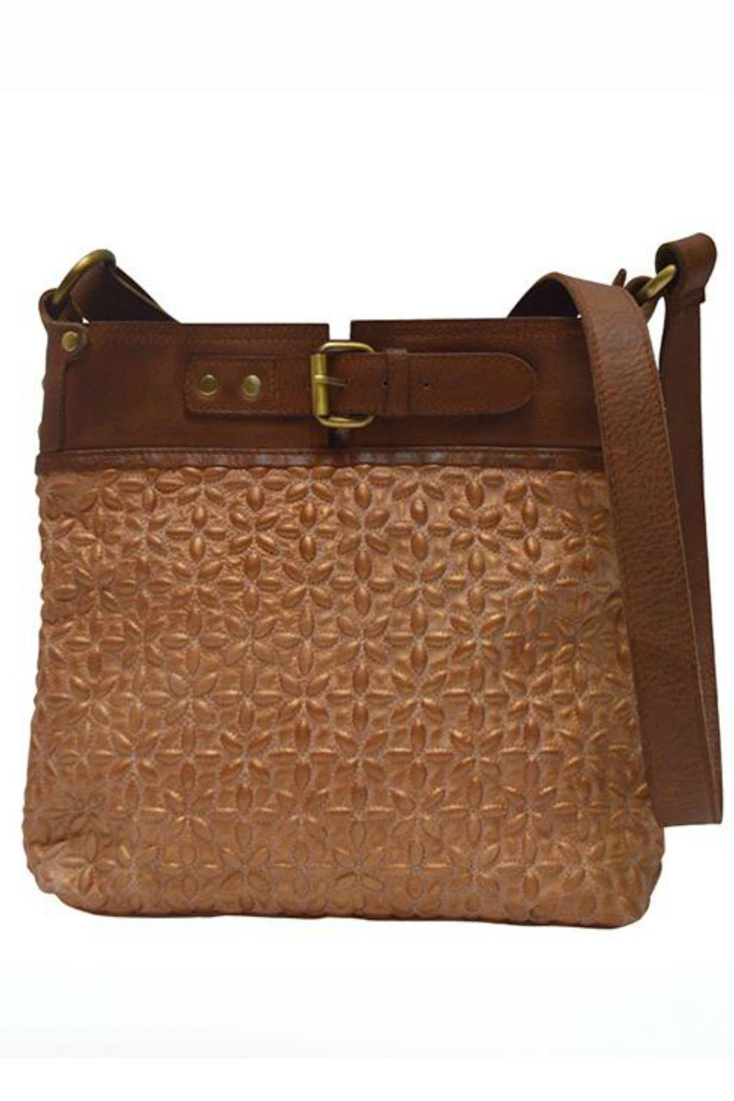 MHGS Quilted Leather Bag - Main Image