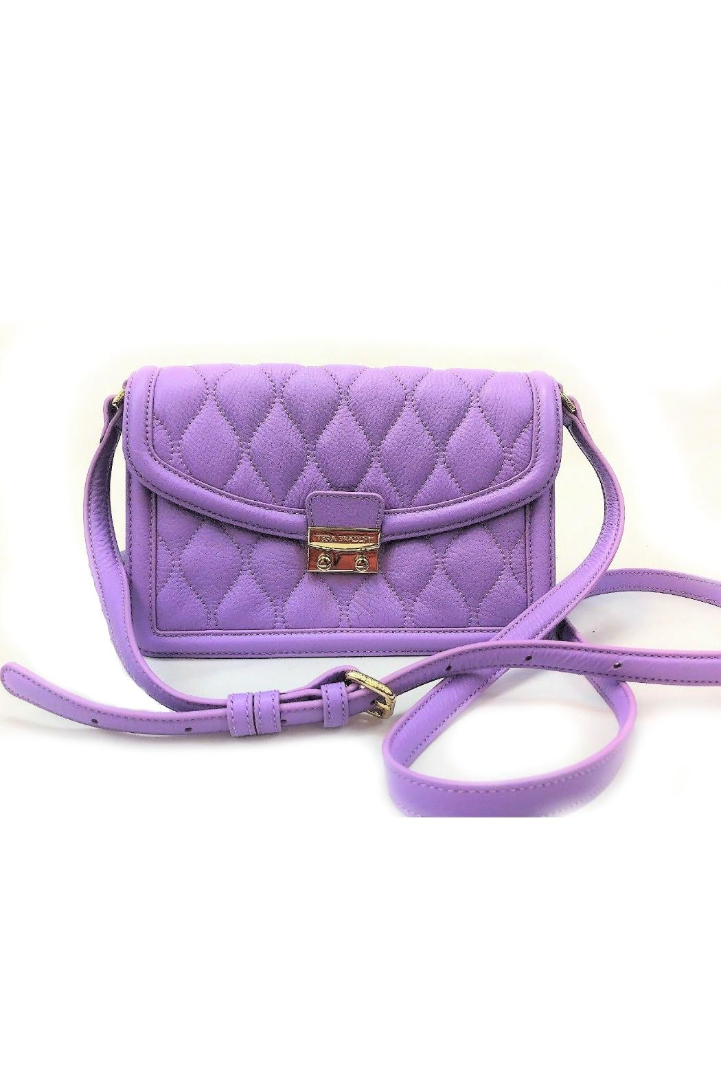 Vera Bradley Quilted Leather Tess - Main Image