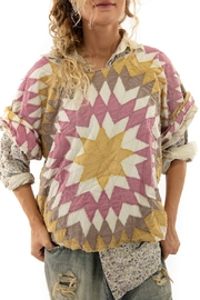 Magnolia Pearl Quilted Matilda Top - Other