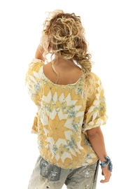 Magnolia Pearl Quilted Matilda Top - Side cropped