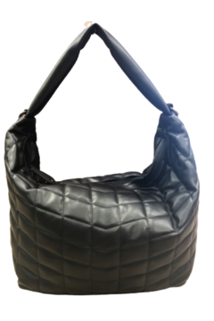 Shoptiques Product: Quilted Nappa Shoulder Hobo