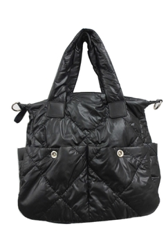 Shoptiques Product: Quilted Nylon Tote