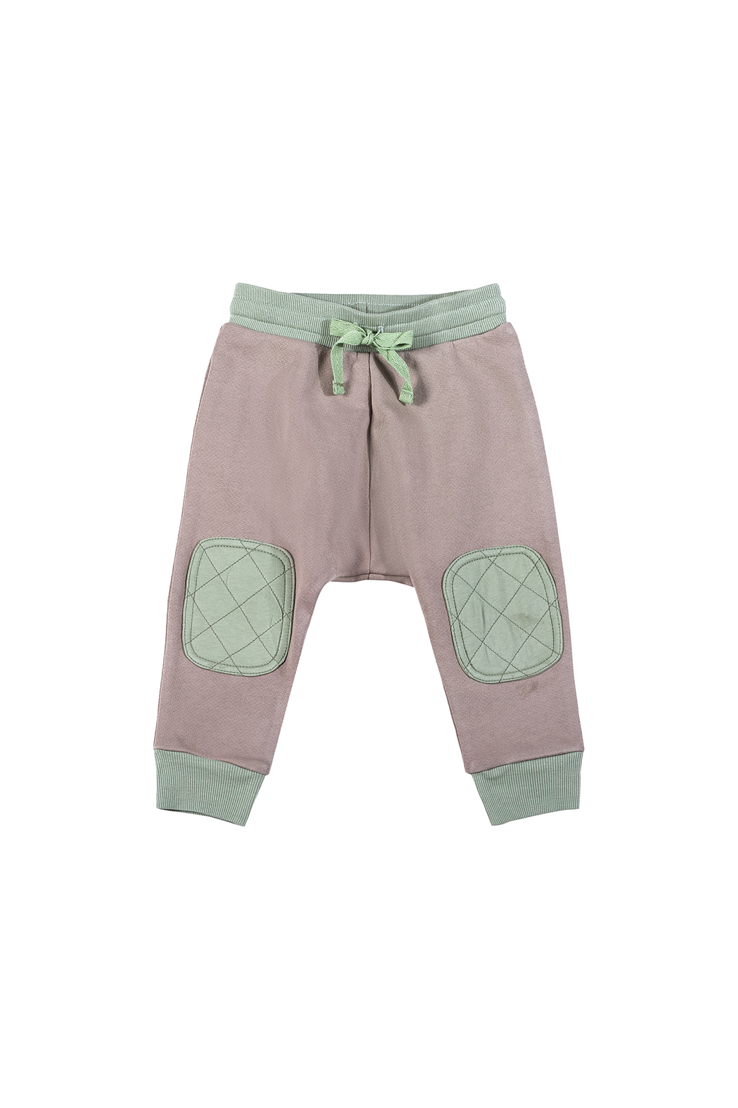 Paper Wings Quilted Pocket Organic Trackies - Main Image