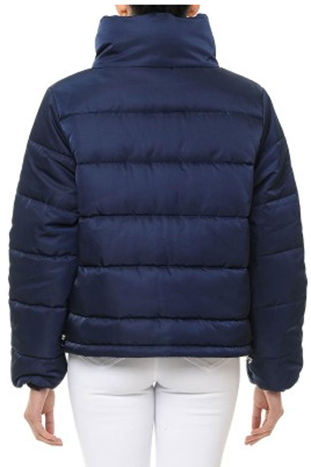 ambiance apparel Quilted Puffer Jacket - Side Cropped Image