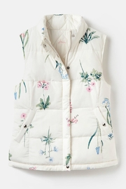 Joules Quilted Reversible Vest - Side cropped