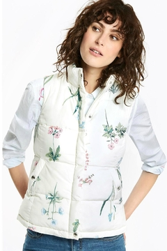 Joules Quilted Reversible Vest - Product List Image