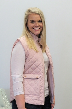 Shoptiques Product: Quilted Riding Vests