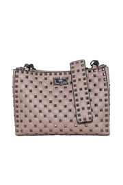 INZI Quilted Studded Crossbody - Product Mini Image