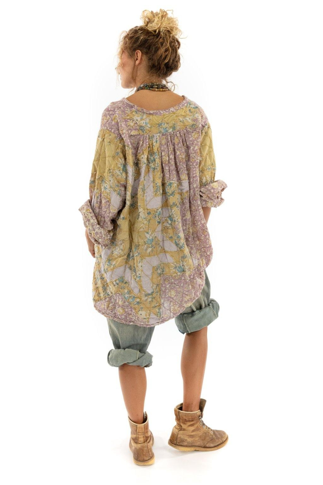 Magnolia Pearl Quilted Sunni Top - Front Full Image