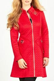 Quilted Tunic Jacket - Product Mini Image