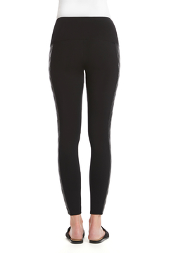 Lysse Quilted Vegan Side Panel Legging - Alternate List Image