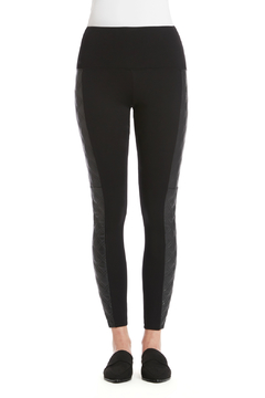 Lysse Quilted Vegan Side Panel Legging - Product List Image