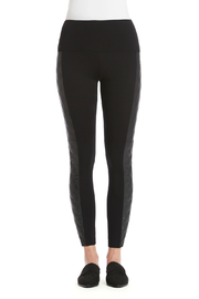 Lysse Quilted Vegan Side Panel Legging - Product Mini Image