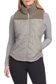 Tribal  Quilted Vest - Product Mini Image